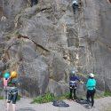 Women Climbing – first steps and beyond